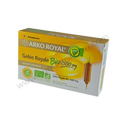Arko Royal Gelée Royale Bio 1500mg