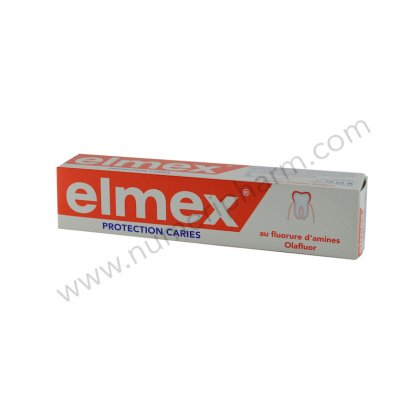 ELMEX PROTECTION CARIES, dentifrice