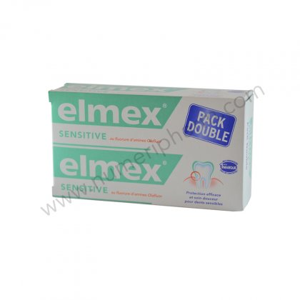 ELMEX sensitive PROFESSIONAL, dentifice dents sensibles