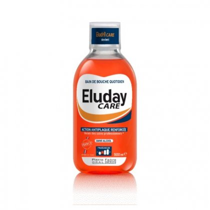 ELUDAY CARE BAIN DE COUCHE 500ML
