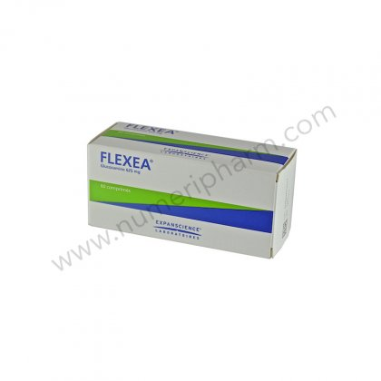 FLEXEA 625 mg, comprimé