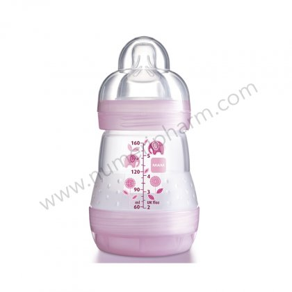 MAM 0-6, 160ml Rose