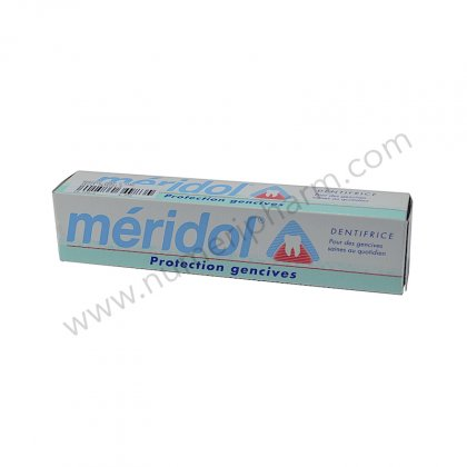MERIDOL, dentifrice protection des gencives