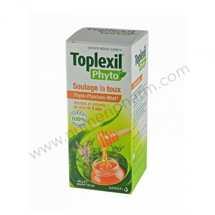 Toplexil Phyto